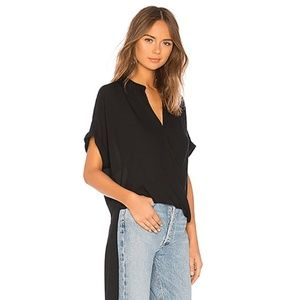 BCBGeneration Wrap Front Tunic W tails